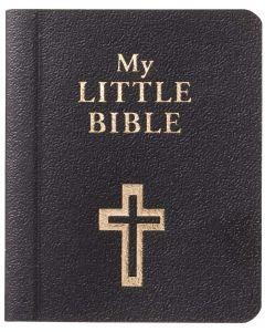 My Little Bible in Black TB008