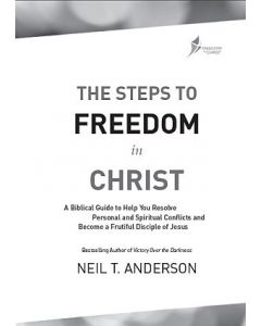 Steps to Freedom In Christ-Gde  English