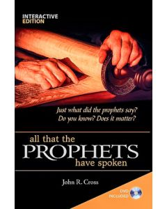 All That The Prophets Have Spoken-Interactive Edn w/CD