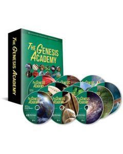 Genesis Academy Set DVD