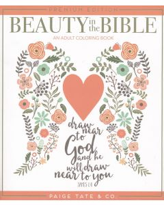 Beauty in the Bible Color Book 1: Draw Near to God
