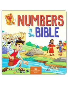 Numbers In the Bible Boardbook