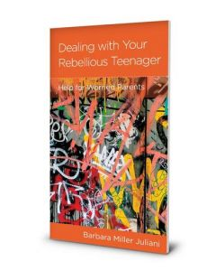 Dealing With a Rebellious Teenager Booklet