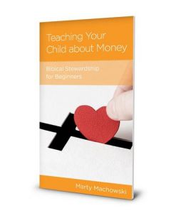 Teaching Your Child about Money Booklet
