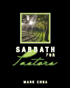 Sabbath for Pastors (NETT)