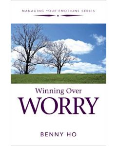 Managing Your Emotions Series: Winning Over Worry-Booklet