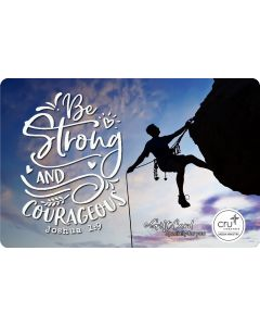 E-Gift Card - Be Strong (Blue)