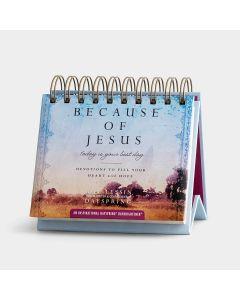 Daybrighteners-Because of Jesus, J1392