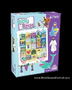 Bible Bingo Box Game