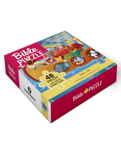 Bible Puzzles: Noah's Ark
