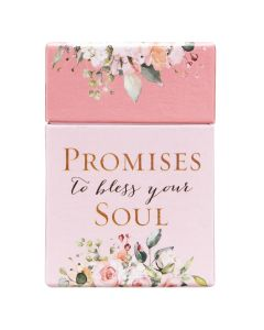Box of Blessings - Promises to Bless Your Soul #BX122