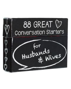 Conversation Starters-Husbands & Wives, CVS002