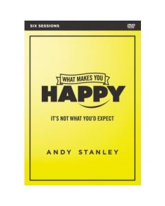 What Makes You Happy (DVD Study)