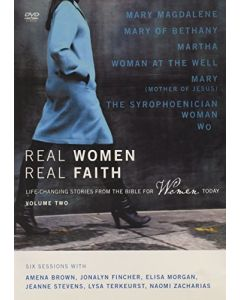 Real Women, Real Faith: Volume 2 (DVD)