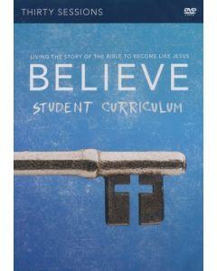 Believe Student (DVD Study)