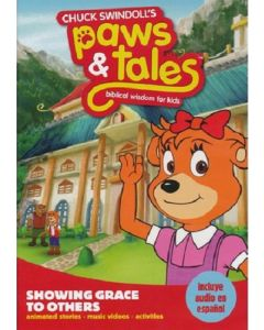 Chuck Swindoll's Paws/Tales 3-Showing Grace (DVD)