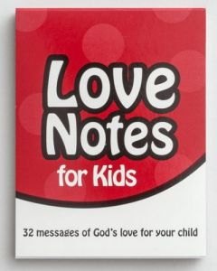 Note Set:Love Notes for Kids (39239)