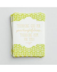 Thank You Notes-Thanking Him (77976)