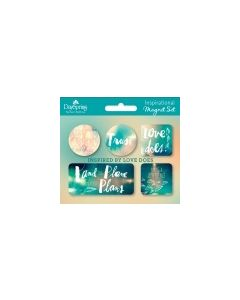Magnet Set / 5pcs-Loves does (88479)