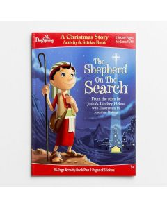 Activity Book-Shepherd On The Search (89524)