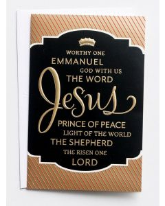 Boxed Cards-Christmas Names of Jesus (60675)