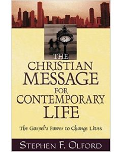 Christian Message for Contemporary Life