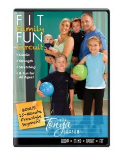 FIT Family FUN Circuit (DVD)