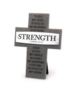 Metal Cross: Strength