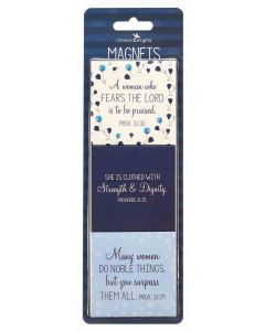 Magnetic Set of 3-Prayer for a Mom's Heart