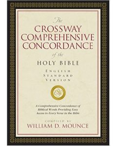 Crossway Comprehensive Concordance of the Holy Bible, The (ESV)