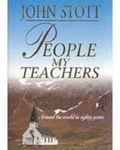 People, My Teachers - Hardcover