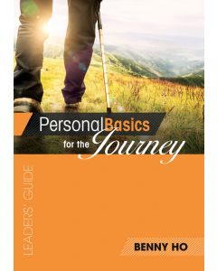 Personal Basics For The Journey – Leader's Guide (English Version) Preorder