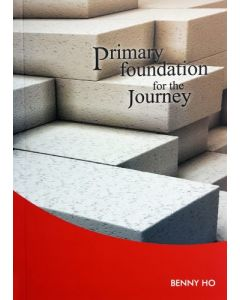 Primary Foundation For The Journey - Workbook
