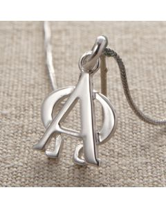 Pendant - DN0010 (Alpha and Omega)