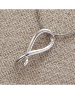 Pendant - DY0003 (Curved Fish - Big)
