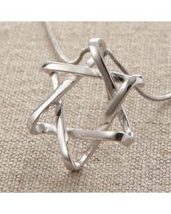 Pendant - DH0026 (Star of David)