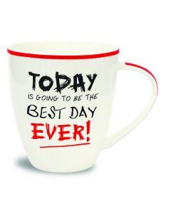 Mug (Conversation)-Best Day Ever