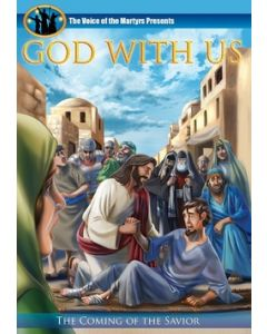 God With Us (DVD) #501724D