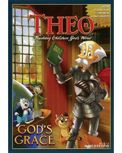 God's Grace DVD - THEO