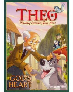 God's Heart DVD - THEO