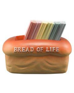 Bread Of Life Polystone Box (PR013)