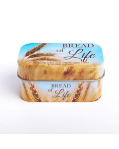 101 Promise Cards Tin - Bread Of Life (TIN001)
