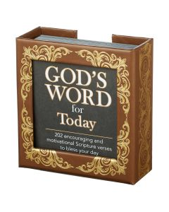 Boxed Cards God's Word For Today