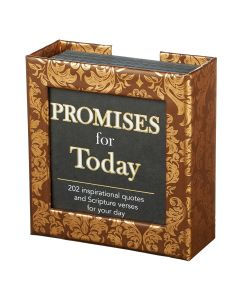 Boxed Cards - Promises For Today