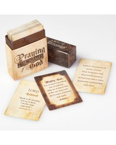 Box of Blessing: Praying the Names of God