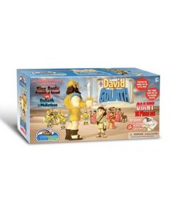 Playset: DAVID and GOLIATH Set