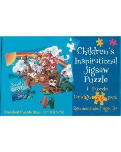 Noah's Ark, 24 Pieces Puzzle