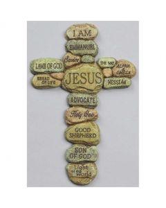 Cross Resin: NAMES OF JESUS
