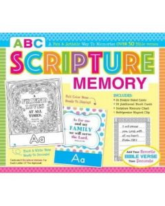 ABC Scripture Memory Boxed Set
