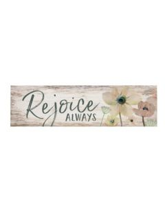 Little Sign - Rejoice Always